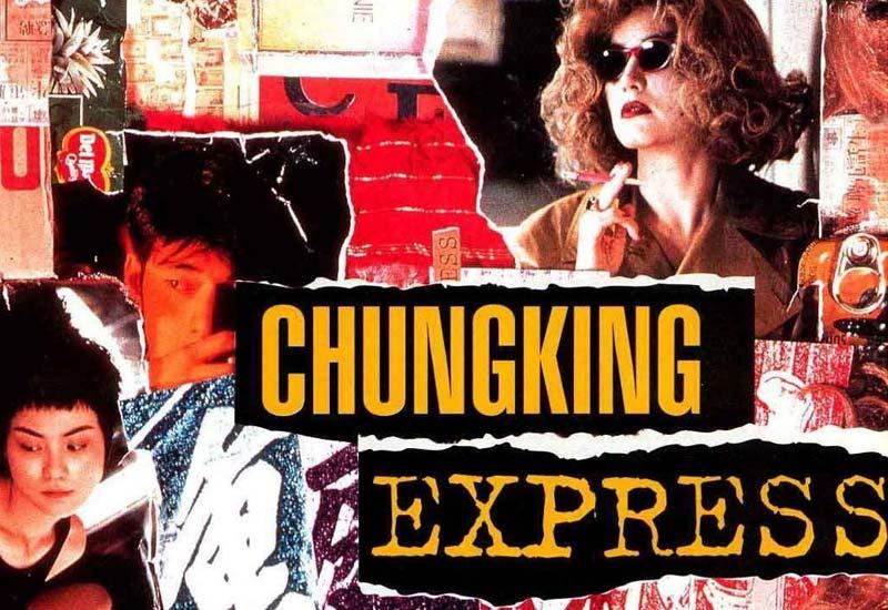 Chungking Express (Wong Kar-wai)