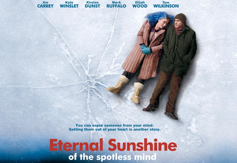 Eternal Sunshine of the Spotless Mind (Michel Gondry)