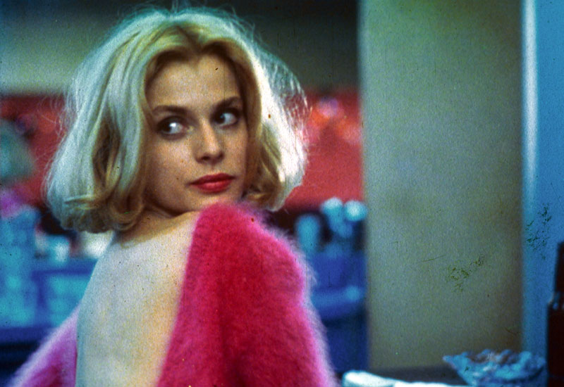 Nastassja Kinski in Paris, Texas (Wim Wenders)