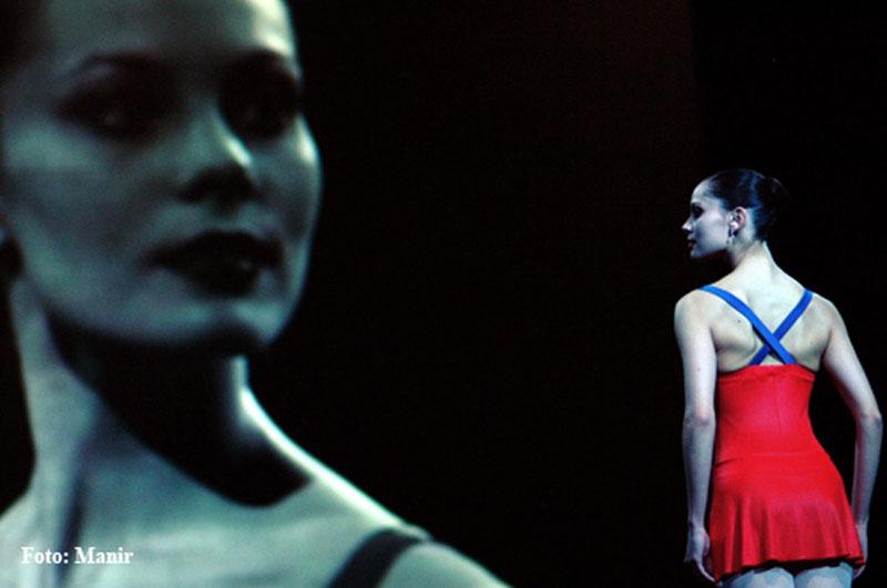 Choreografie van Hans van Manen