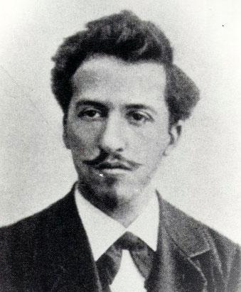 Piet Mondriaan in 1899 | Studio Cosman / RKD Den Haag