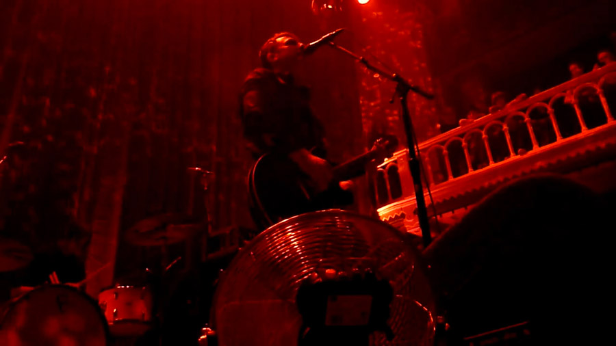 The Afghan Whigs in Paradiso