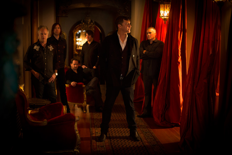 The Afghan Whigs in 2014. Foto: Piper Ferguson