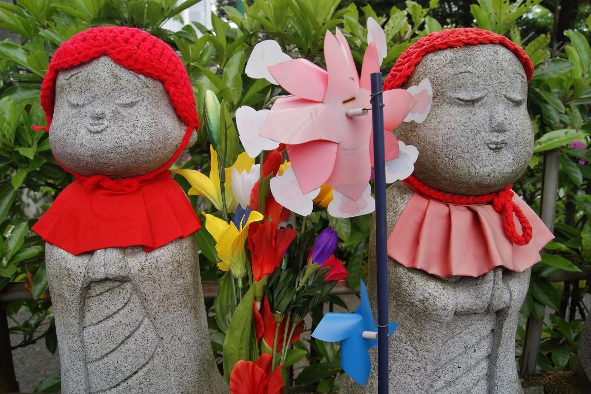 Zojo-ji, Tokio, foto: Maarten Slagboom
