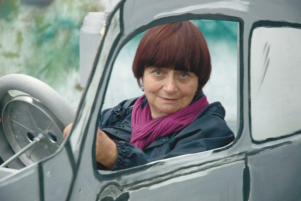 Beeld uit Les Plages d'Agnès